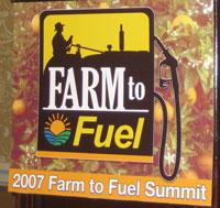 Farm to Fuel
