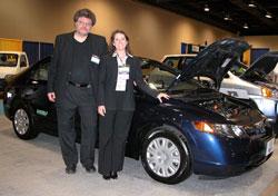 Ed Huestis & Annabel Cook