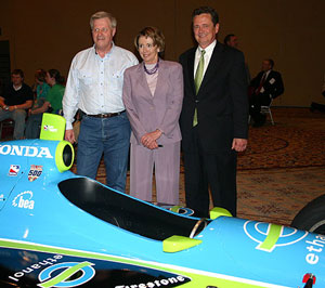 NFU Indy Car
