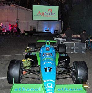 Indy Car at AgNite