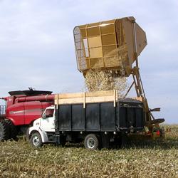 Vermeer Cob Harvester