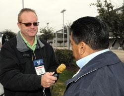 Chuck Interviews Ramiro Lopez