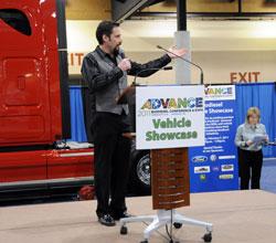Biodiesel Vehicle Showcase