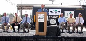 Paseo Biofuels Announcement
