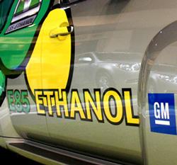 GM E85