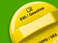 Yellow Gas Cap