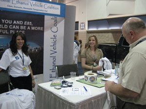 NEVC Booth