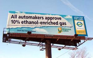 IN Corn Billboard