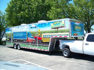 Mobile biofuels exhibit