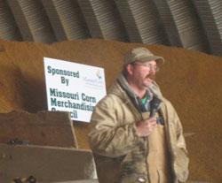 MO Corn field day