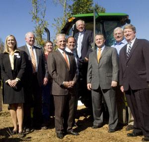 Genecor Ground Breaking Tennessee