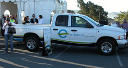 Ethanol Truck