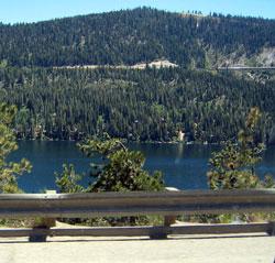 Lake In Nevada