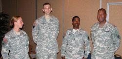 Army Participants