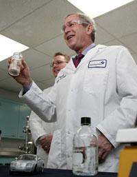 Bush and Ethanol