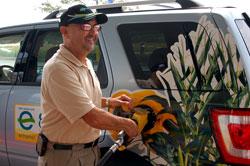 Mark Lambert, Communications Director for Illinois Corn Growers Association