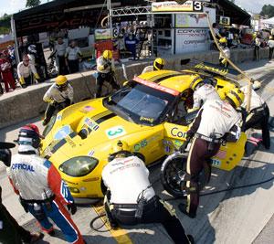 Corvette Wins