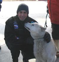 Jeff and Dog