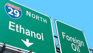 Ethanol Sign