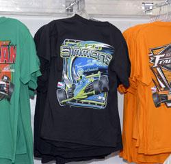 Jeff Simmons Shirts
