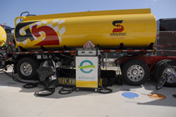 Ethanol Fuel Tanker