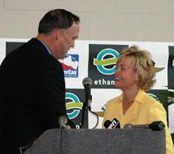 Ed Peper & Becky Skillman