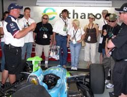 Ethanol Car Garage