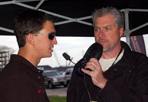 Hank FM interviews Dallara No. 06 IndyCar driver Graham Rahal