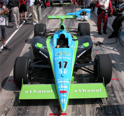 Ethanol Car Indy 500 2006