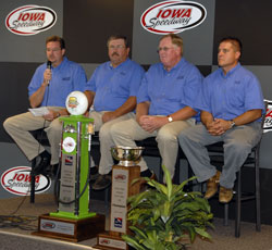 Iowa Corn Growers Press Conference