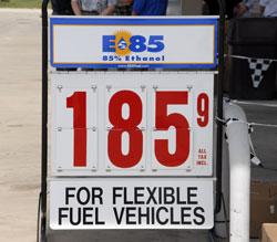 E85 for 1.85