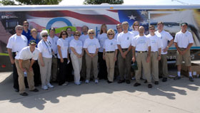Iowa Pump Promotion Volunteers