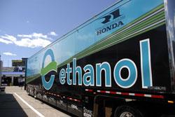 Team Ethanol Transport Truck
