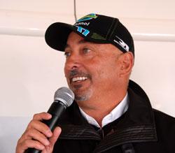 Bobby Rahal of Rahal Letterman Racing