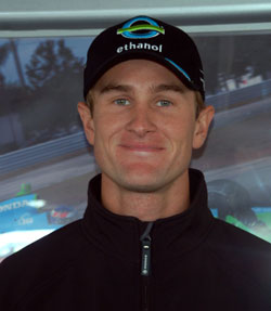 Team Ethanol Driver Ryan Hunter-Reay