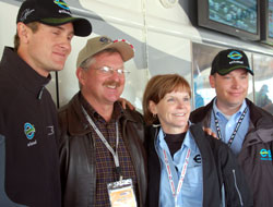 National Corn Growers Association Chairman Ken McCauley