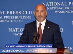 Bobby Rahal at National Press Club