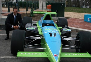 Thune and Indy Car