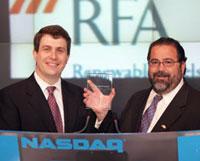 RFA at NASDAQ