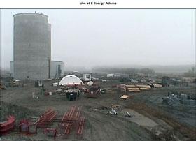 E Energy Adams Webcam