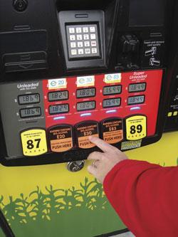 nebraska blender pump