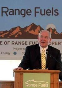 Range Fuels Perdue