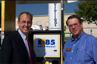 1st Texas E85 Pump