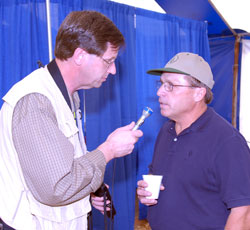Ron Litterer Being Interviewed By Tom Steever - Brownfield Network