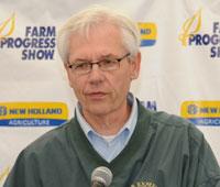 USDA Undersecretary for Rural Development, Tom Dorr