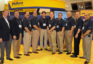 Phibro Chem Team at FEW