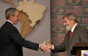 Bush Brazil