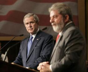 Bush-Lula