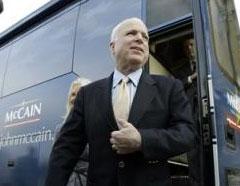 McCain Bus