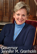 Michigan Governor Granholm